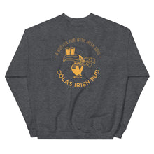 Load image into Gallery viewer, Sólás Irish Pub Unisex Crewneck