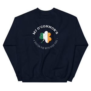 MJ O'Connor's Unisex Crewneck