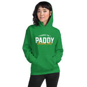 Ned Devine's Here To Paddy Hoodie