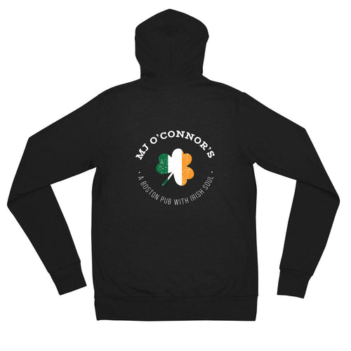 MJ O'Connor's Lightweight Unisex Zip-up
