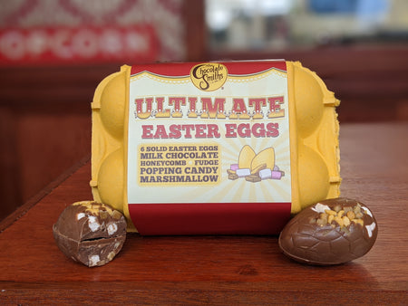 The Ultimate Easter Eggs