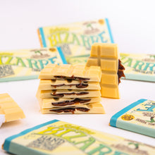 Load image into Gallery viewer, Bahama® Bizarre bar 100g - White chocolate, rum and coconut caramel centre