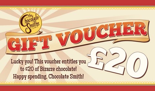 Chocolatey Gift Vouchers