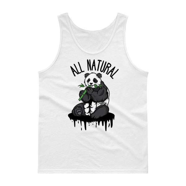 All Natural Panda Tank top