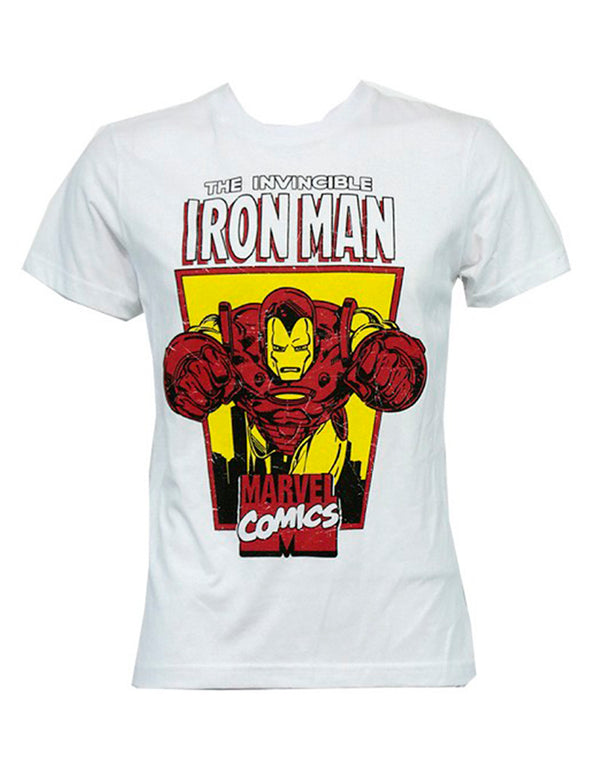 Playera Marvel Iron Man