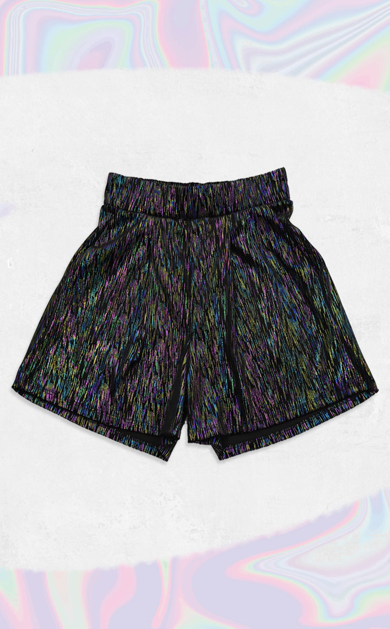 Short Con Resorte