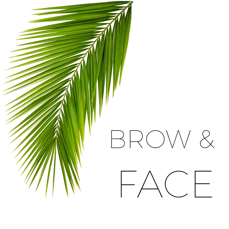 Brow Shaping/Facial Sugaring