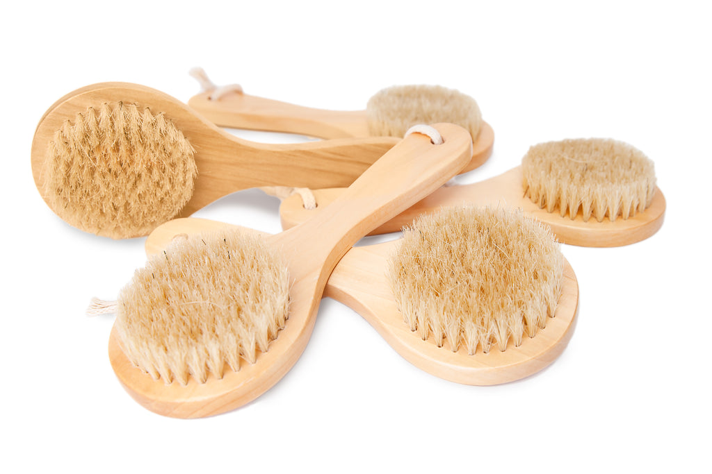 Ke Kō Body Brushes