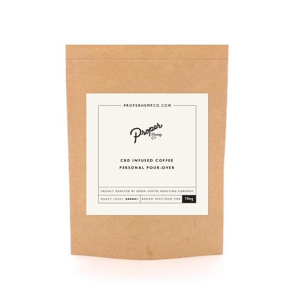 The Chronic CBD Personal Pour-Over Coffee 15mg