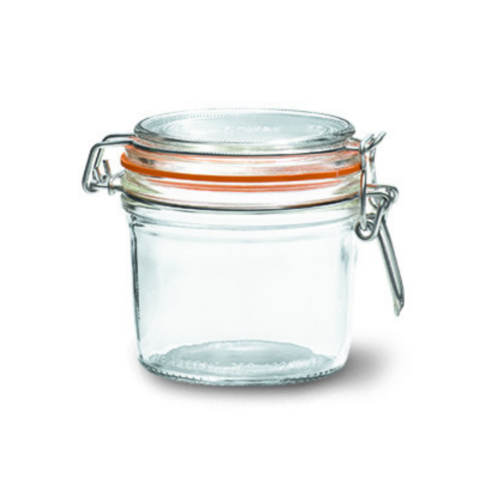 Le Parfait Super Terrine Jars 350ml (Clip Top)
