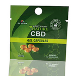 130mg CBD Gel Capsules 4ct