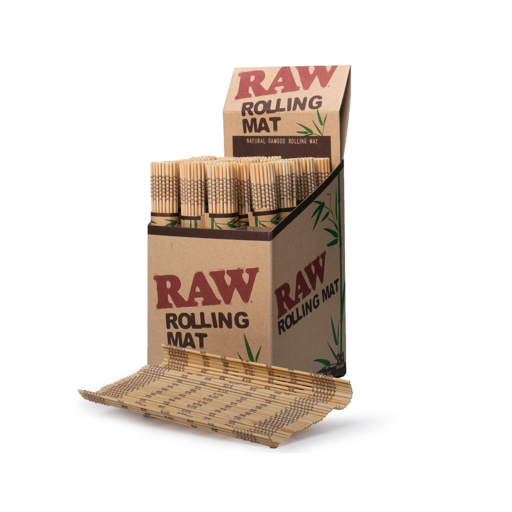 RAW Rolling Mat - The Herbalist Bros