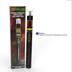 CBD DISTILLATE VAPE PEN 500MG - 0.5ml