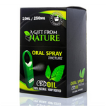 250mg CBD Oral Spray Tincture