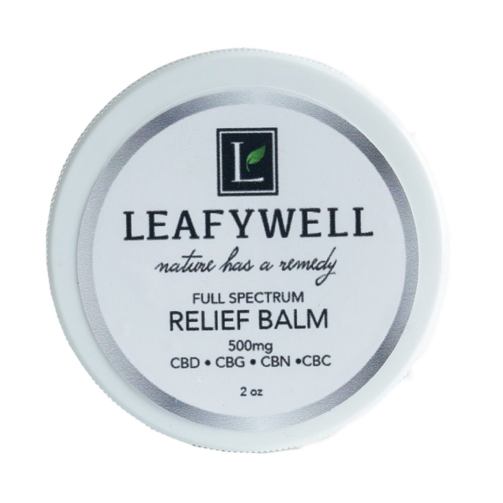 CBD Relief Balm 500 mg