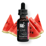 RE-LIVE Level 1/2/3 CBD Tincture 30ml Various Flavours