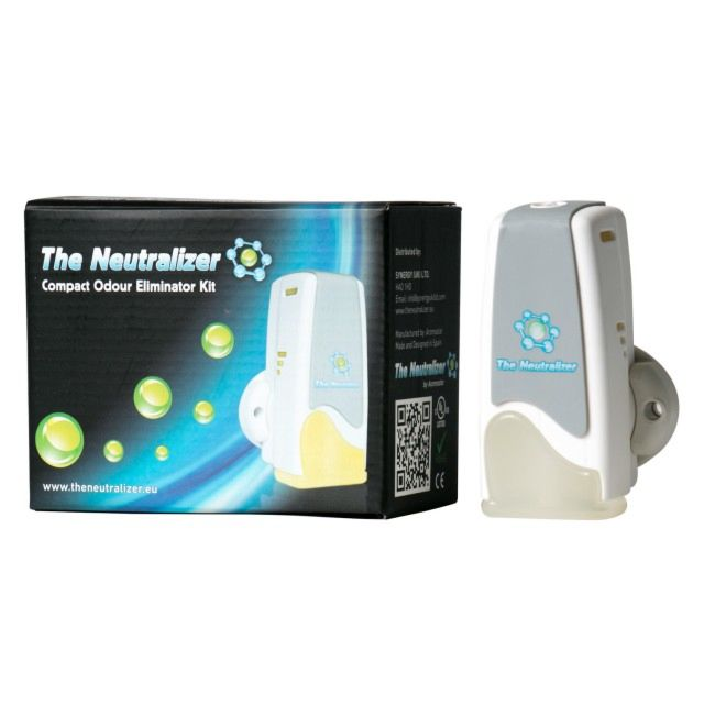 The Neutralizer - Compact Kit - Eliminate Unwanted Odours - The Herbalist Bros
