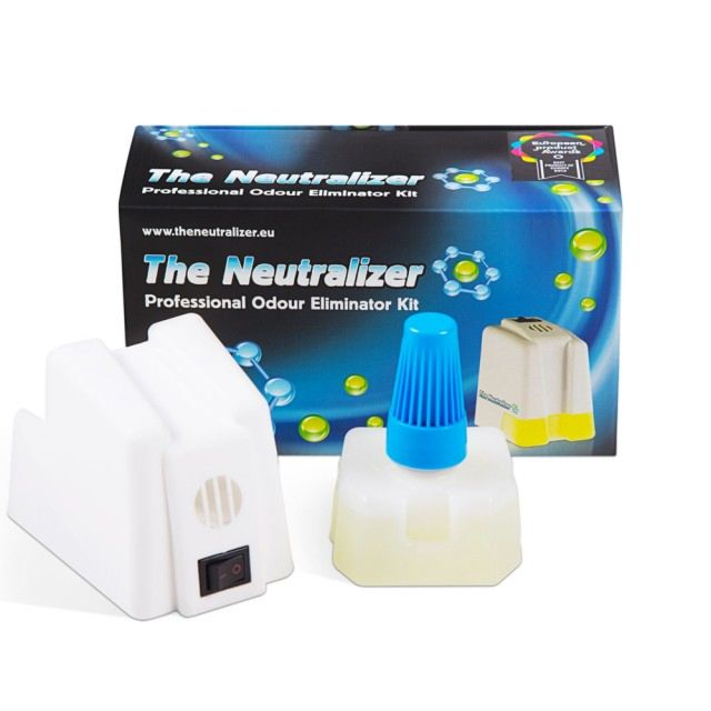 The Neutralizer - Pro Kit - Eliminate Unwanted Odours - The Herbalist Bros