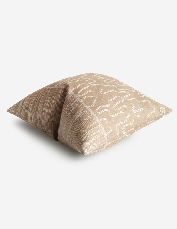 Abrayan Pillow / Sand Natural