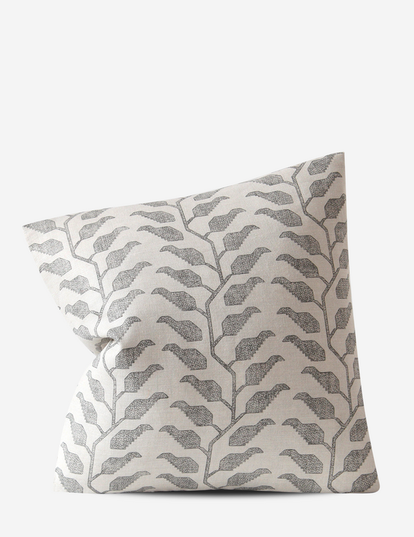Folio Pillow / Graphite Natural
