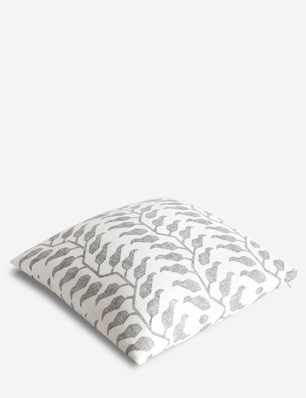 Folio Pillow / Graphite Oyster