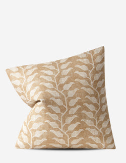 Folio Pillow / Ochre Natural