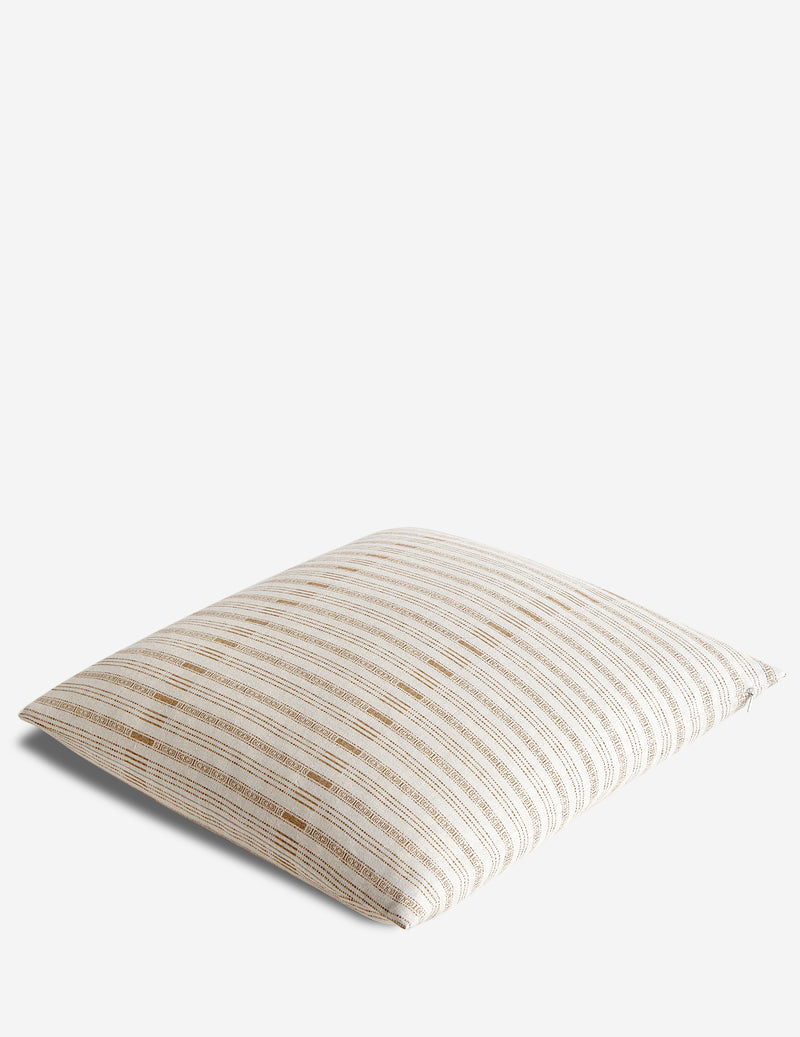 Ilu Pillow / Ochre Natural