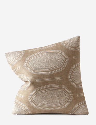 Kamba Cushion - Sand / Natural