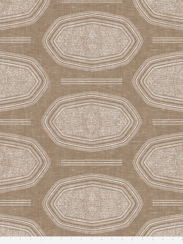 Kamba Fabric / Sand Natural