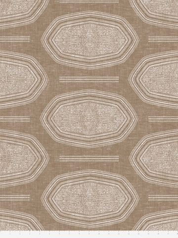 Kamba Fabric in Sand / Natural