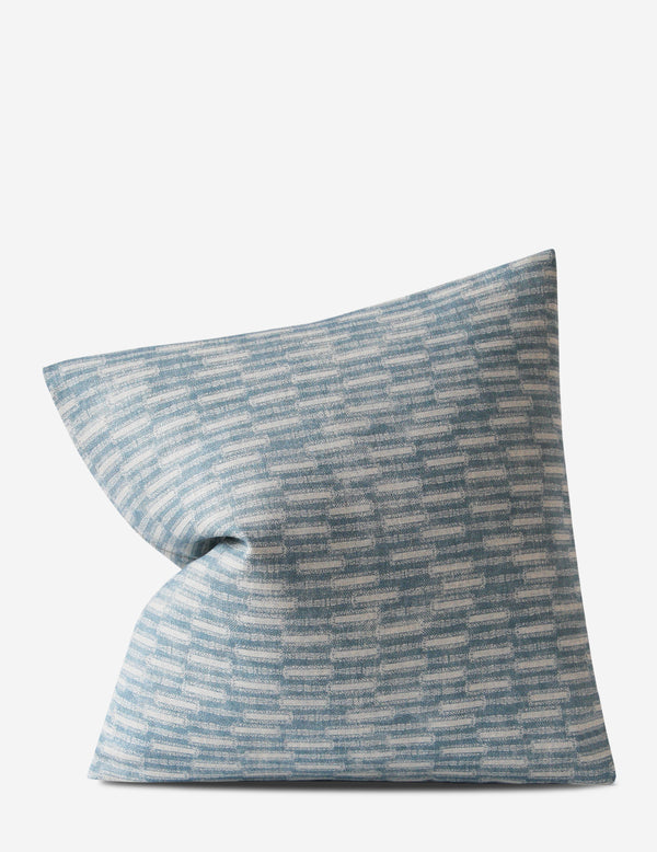Lacuna Pillow / Azul