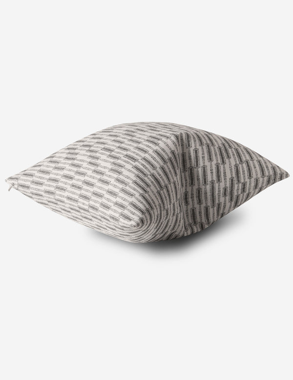 Lacuna Pillow / Kohl Natural
