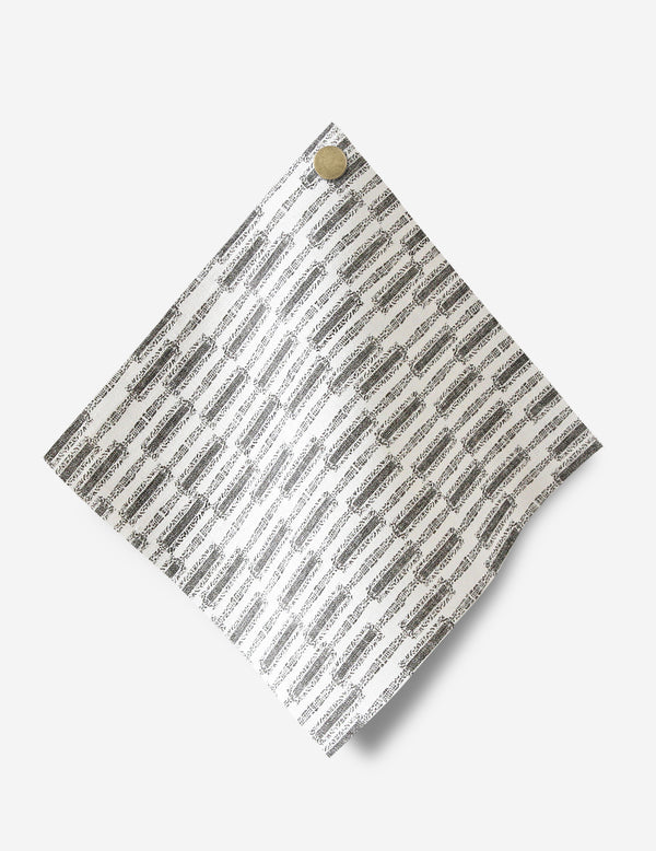 Lacuna Fabric / Kohl Oyster