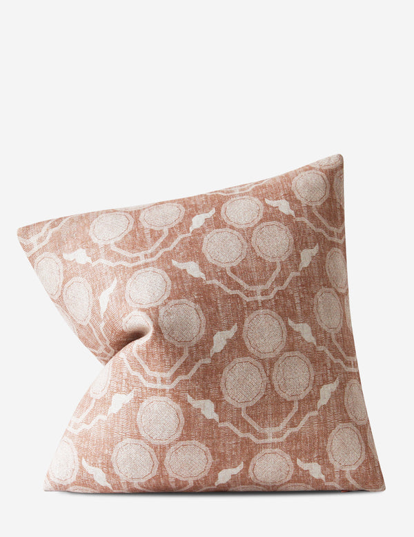 Pommia Pillow / Terracotta
