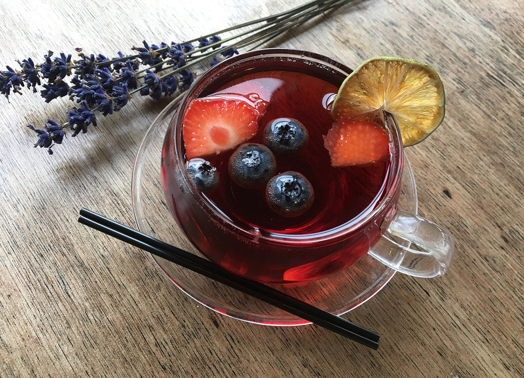 Tea Cocktails: A taste of decadence