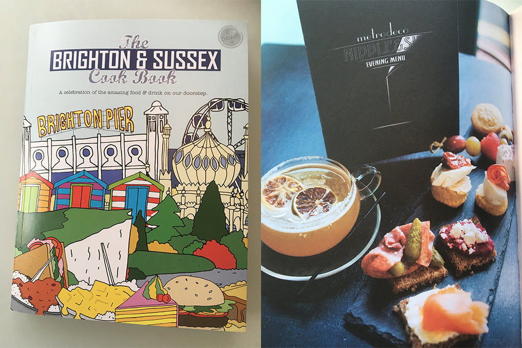 The Brighton & Sussex Cookbook