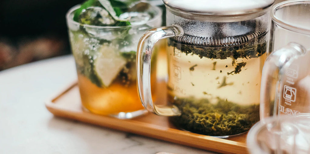 Leave Space For The Leaves To Unfurl | MDTEA | Brewing Better Tea