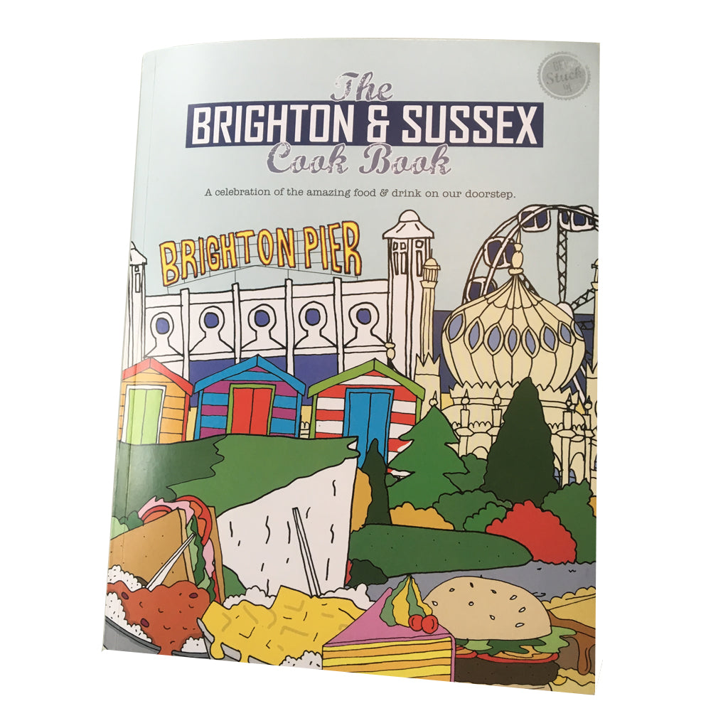 Brighton and Sussex Cookbook