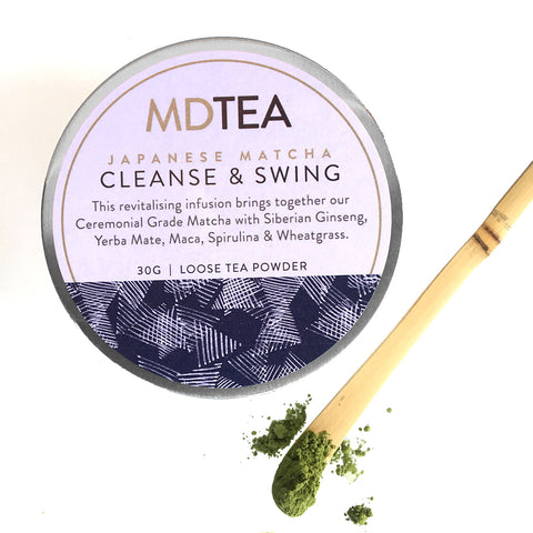Japanese Matcha Cleanse & Swing
