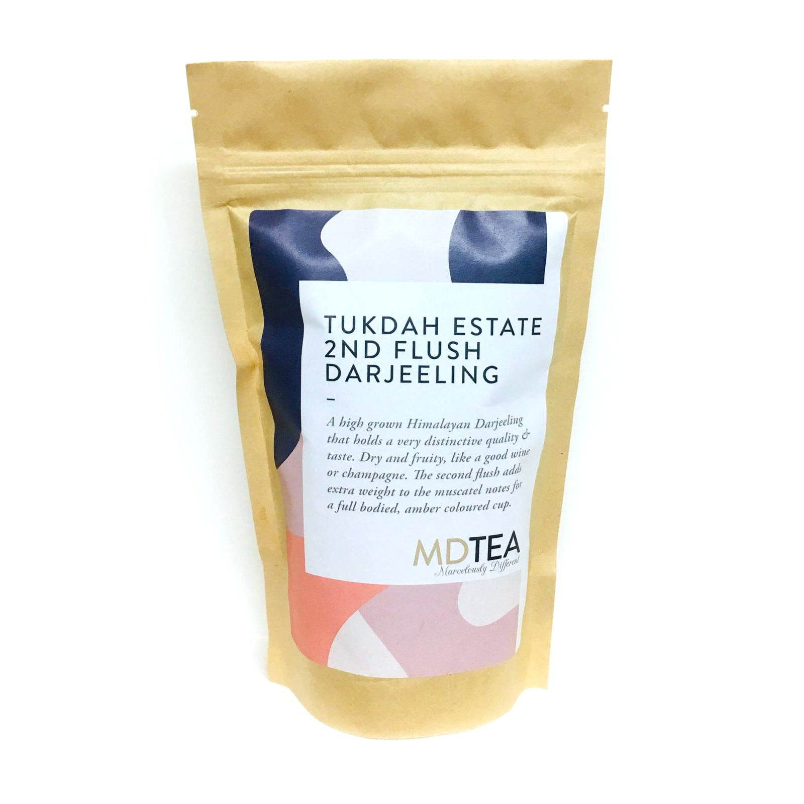 Tukdah Estate 2nd Flush Darjeeling Tea
