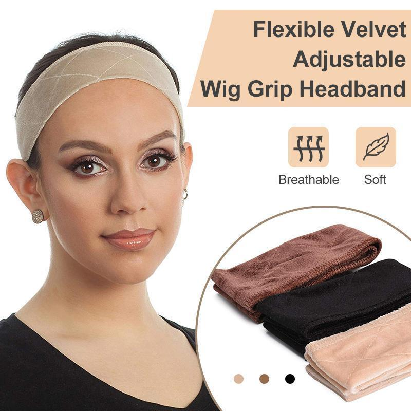Adjustable Wig Grip Headband
