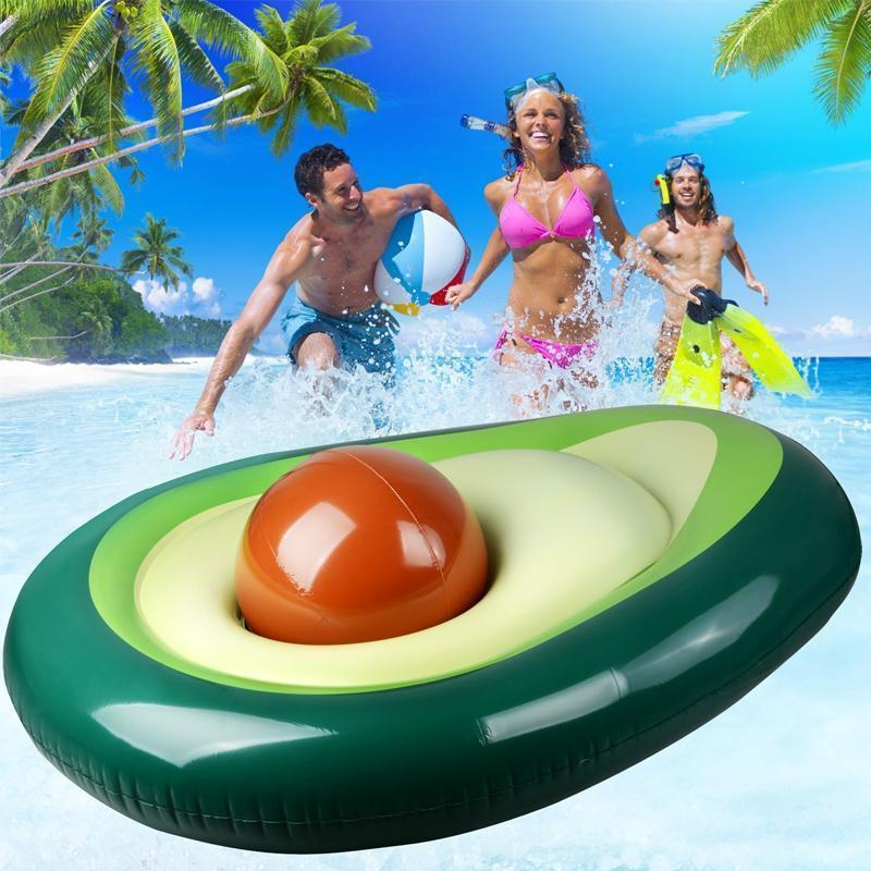 Inflatable Pool Floating Raft