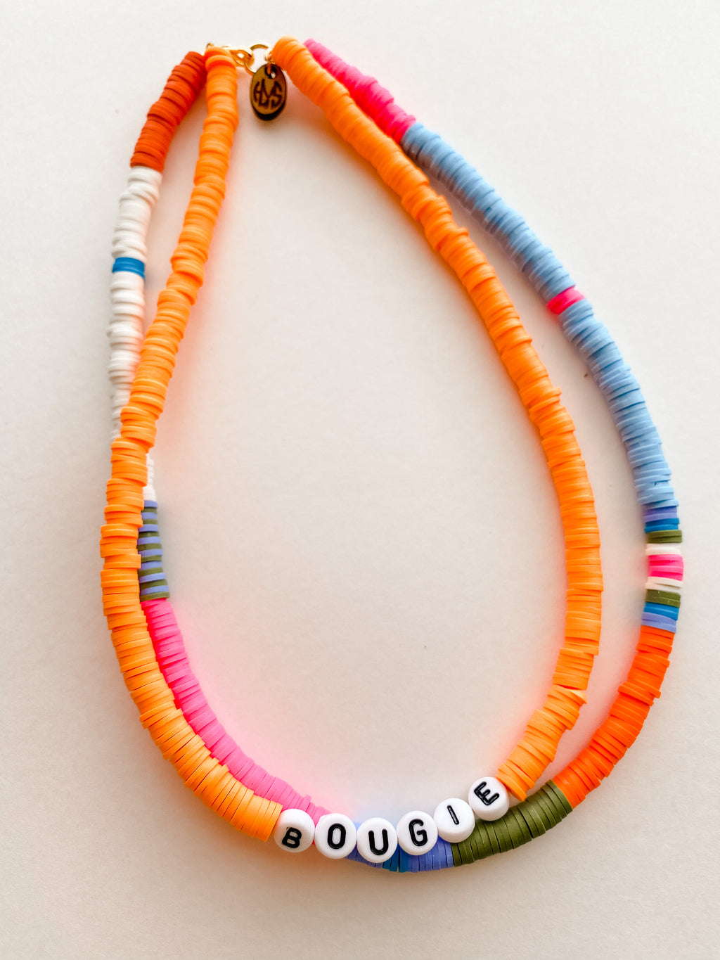 Tween/ Teen Bougie Outer Banks Necklace
