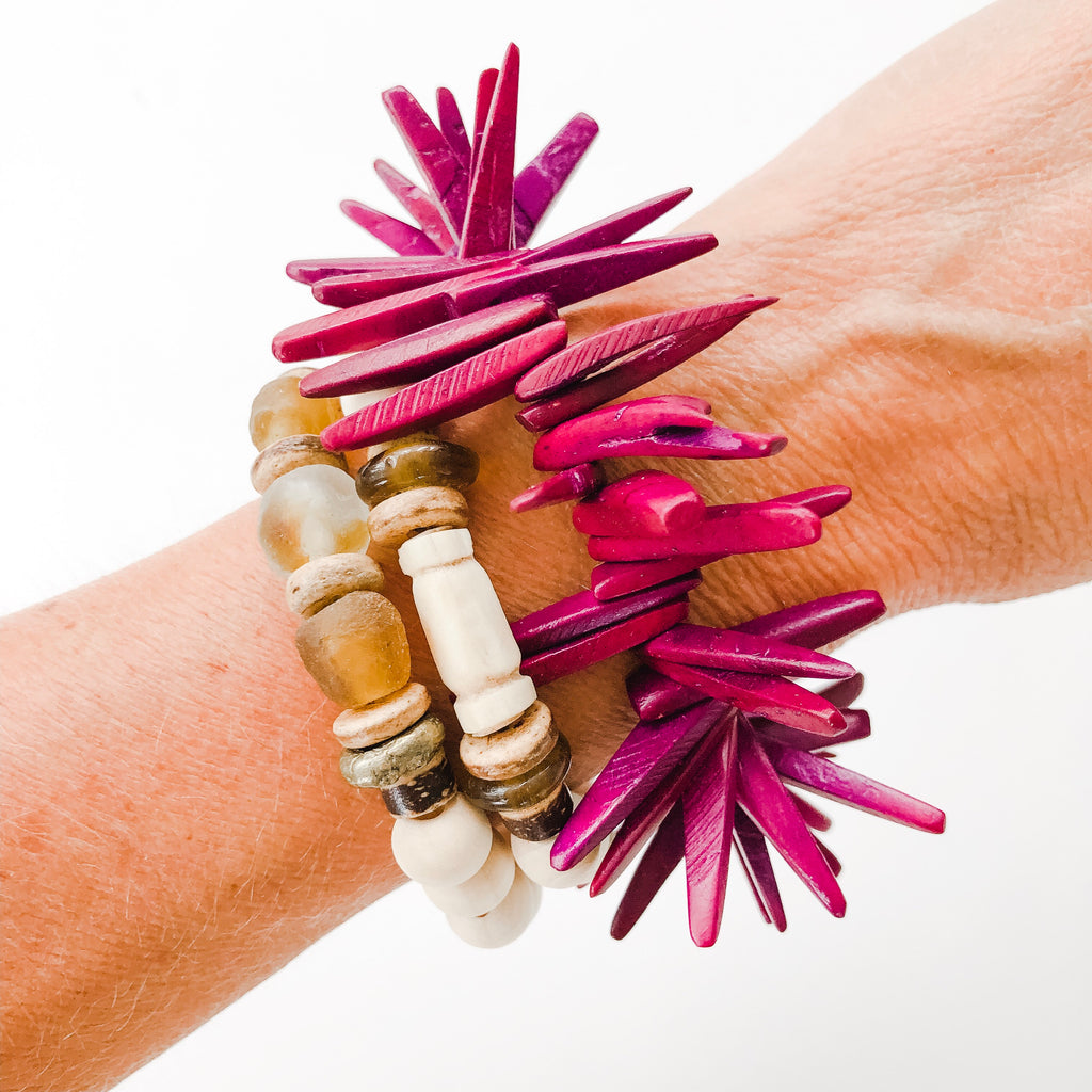 Fall'en for Stacks  - Bracelet Stack