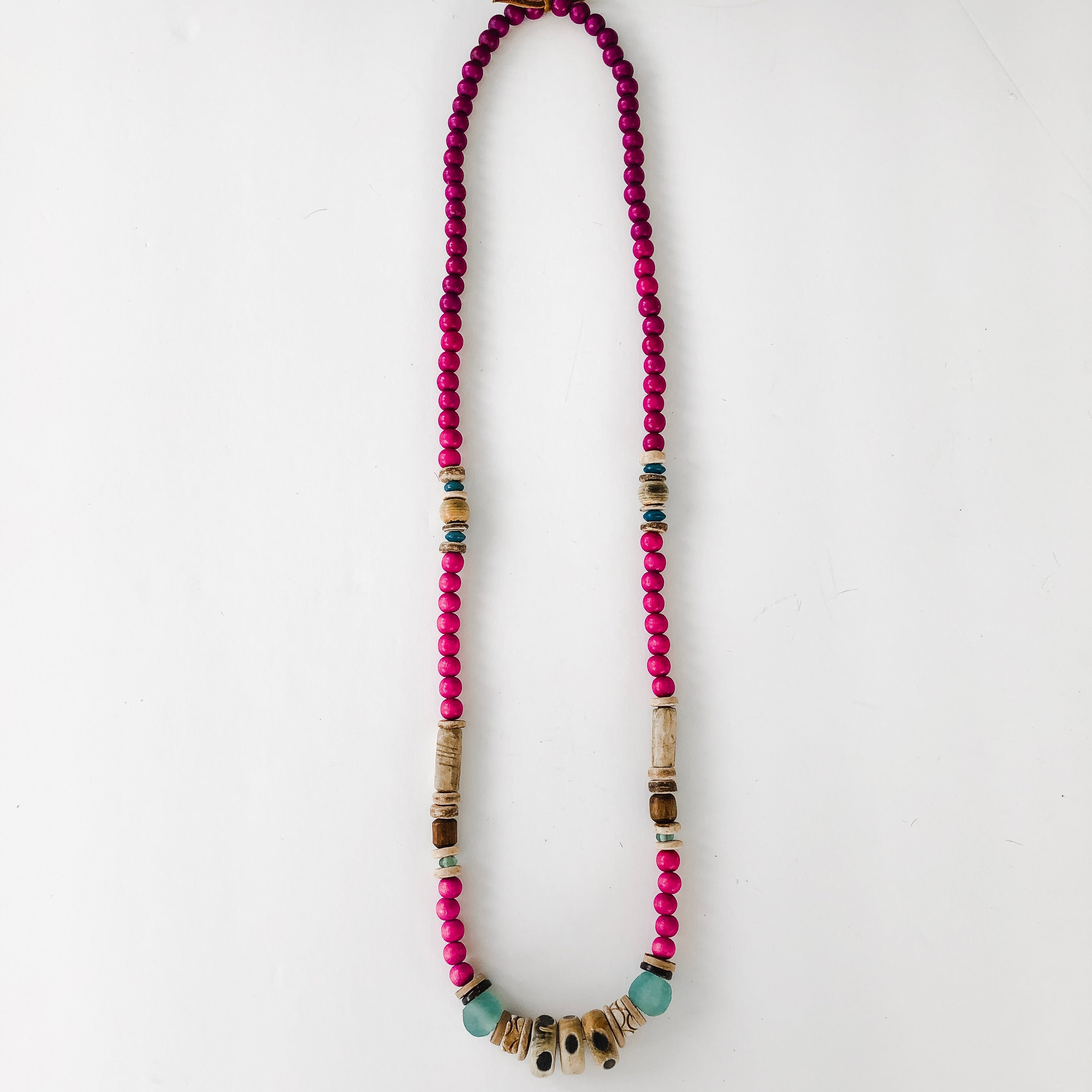 The Randy Necklace | In Pink