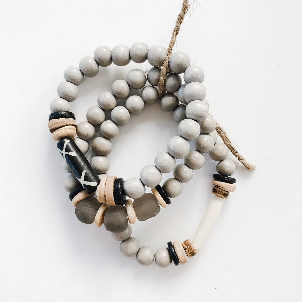 Fall'en for Stacks in Grey  - Bracelet Stack