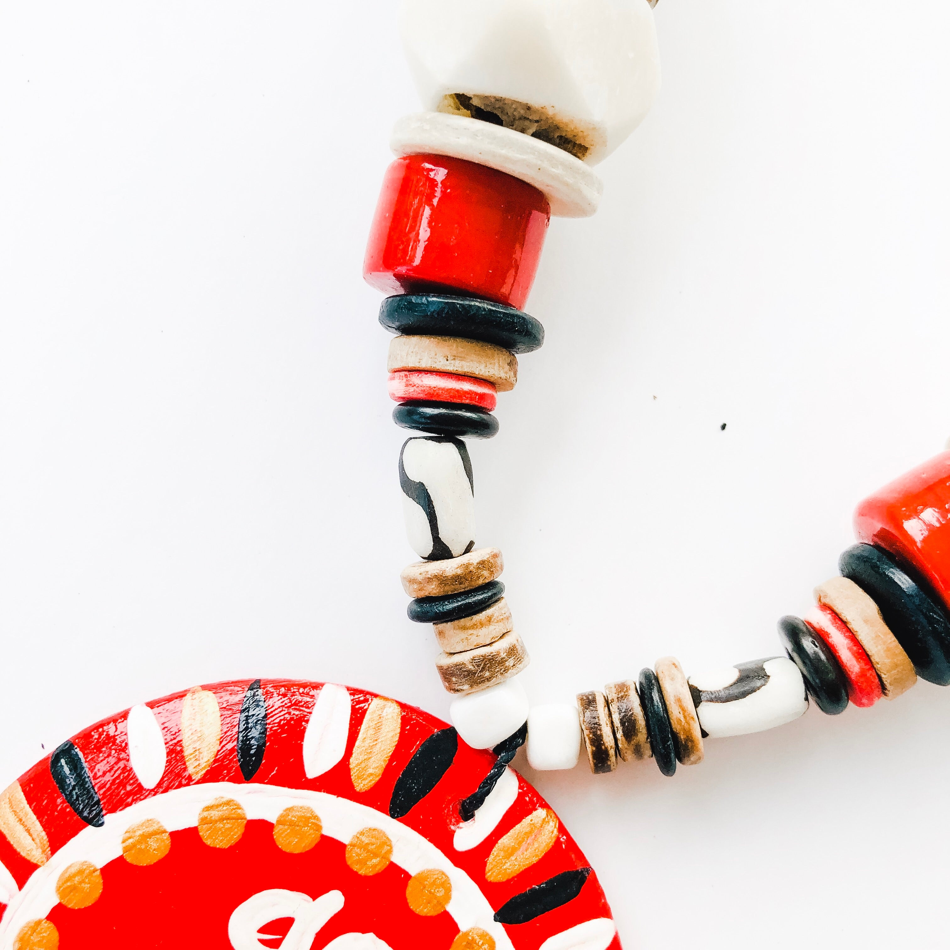 Game Day Tailgate Azalea Necklace - Go Pack