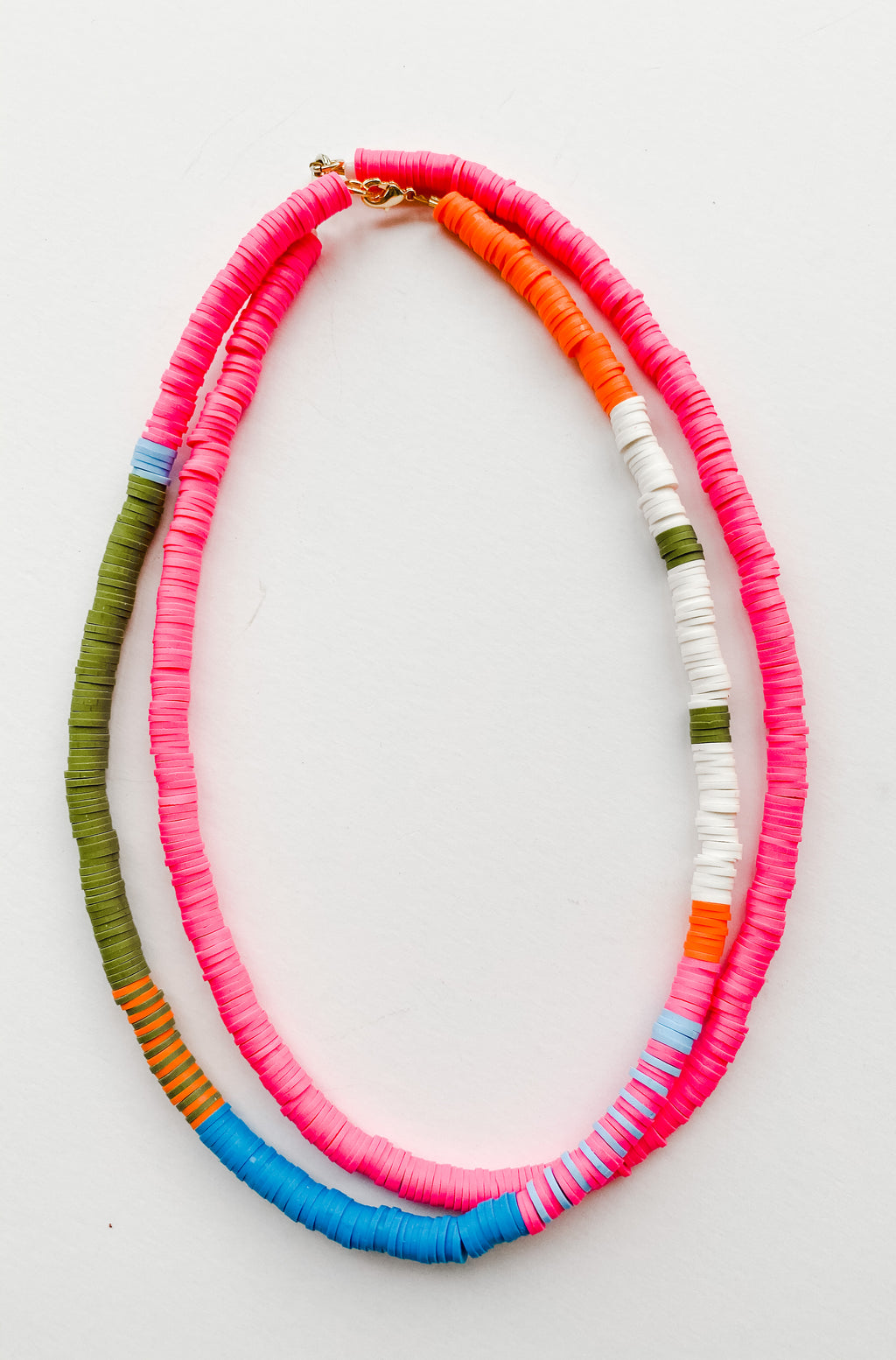 Tween/ Teen Outer Banks Stacking Necklaces