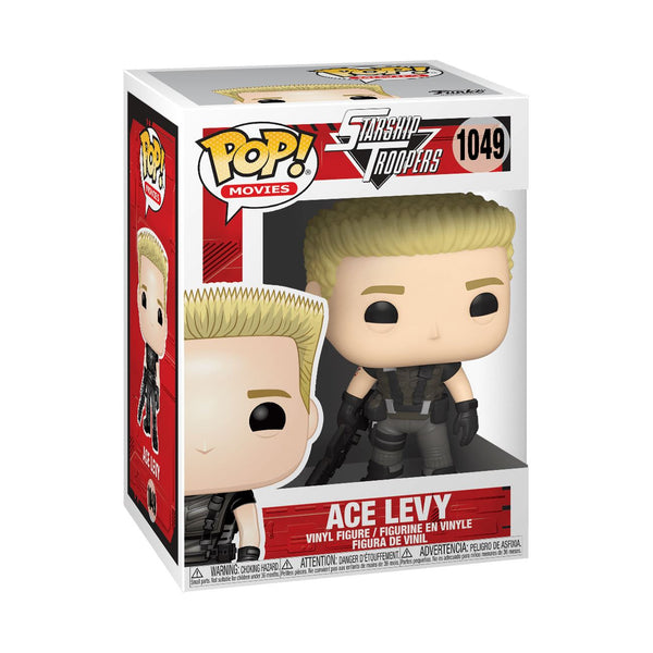 Ace Levy #1049 Starship Troopers Funko Pop! Movies [PRE-ORDER] Pop! Funko