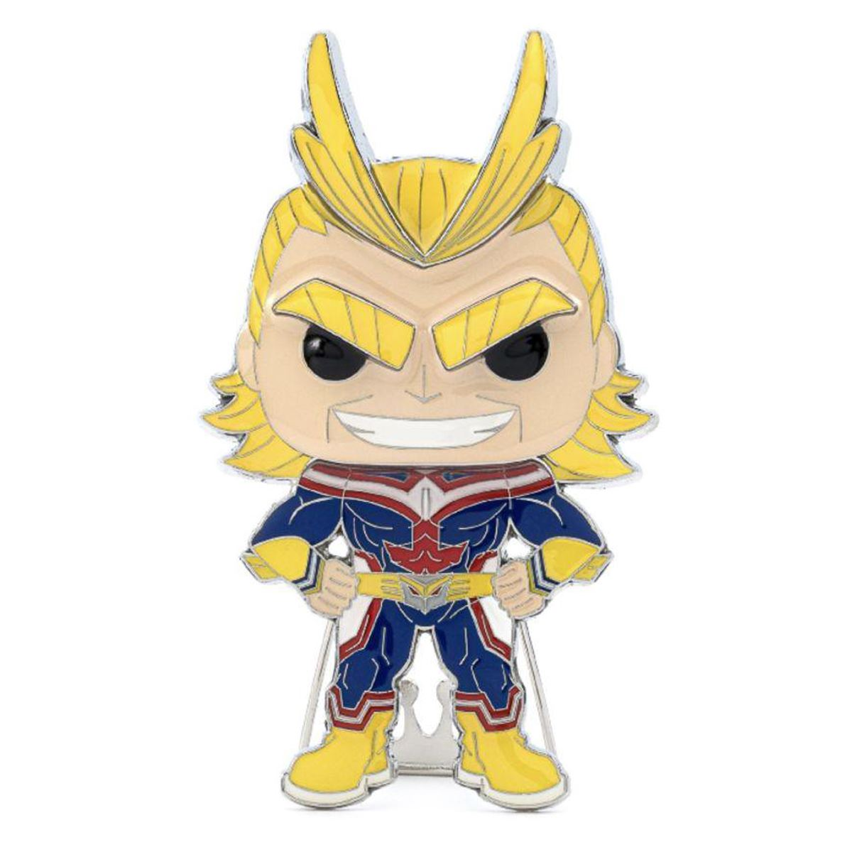 All Might My Hero Academia Funko POP! Pin [PRE-ORDER] Pop! Pin Funko
